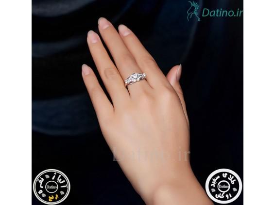 عکس انگشتر زنانه زیرکن سیمونتا-Royal.R.29 - انواع مدل انگشتر زنانه زیرکن سیمونتا-Royal.R.29