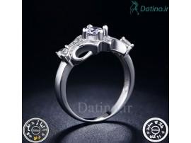 انگشتر زنانه زیرکن سیمونتا-Royal.R.29