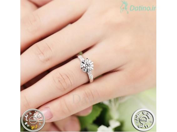 عکس انگشتر زنانه برنچنایت-Royal.R.32 - انواع مدل انگشتر زنانه برنچنایت-Royal.R.32
