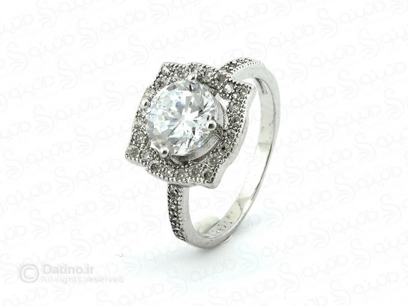 عکس انگشتر زنانه طرح فلاور دریم-Royal.R.33 - انواع مدل انگشتر زنانه طرح فلاور دریم-Royal.R.33