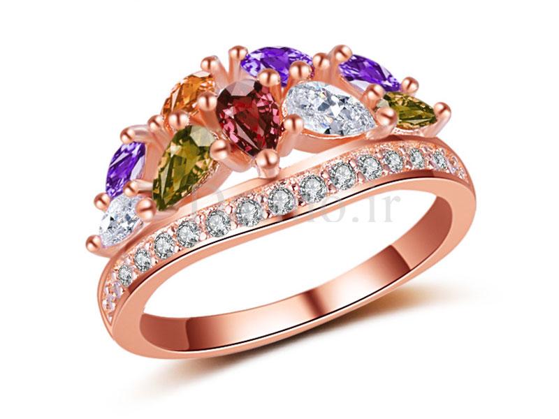 عکس حلقه زنانه ناستاسیا-Royal.R.67 - انواع مدل حلقه زنانه ناستاسیا-Royal.R.67
