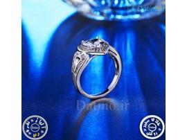 انگشتر زنانه قلب جستار-Royal.R.72
