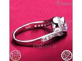 انگشتر زنانه زیرکن پادریکا-Royal.R.76