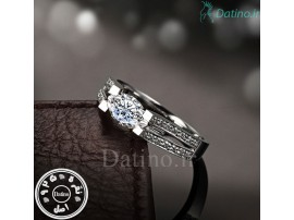 انگشتر زنانه کانتیک آنجل کریستال الماس-Royal.R.89