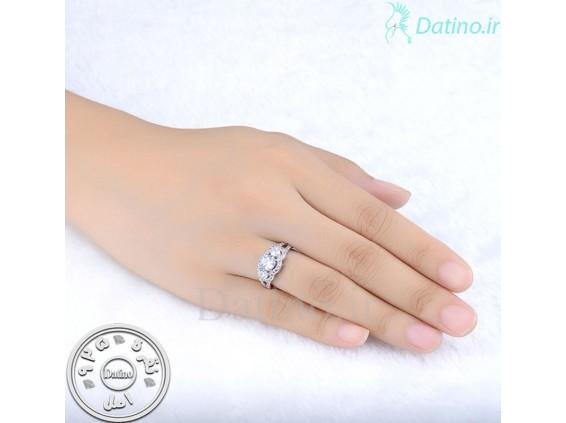 عکس انگشتر زنانه ایوریا-Royal.R.90 - انواع مدل انگشتر زنانه ایوریا-Royal.R.90