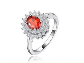 انگشتر زنانه یاقوت سرخ کانزیست الیزابت-Royal.R.97