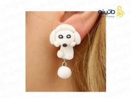 گوشواره زنانه سگ پاپی toxic-e-32
