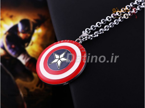 عکس گردنبند کاپیتان آمریکایی-Toxic.N.118 - انواع مدل گردنبند کاپیتان آمریکایی-Toxic.N.118