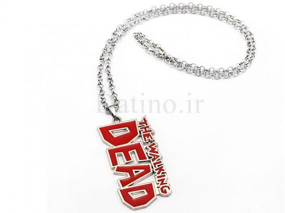 عکس گردنبند Walking Dead واکینگ دد-Toxic.N.141 - انواع مدل گردنبند Walking Dead واکینگ دد-Toxic.N.141