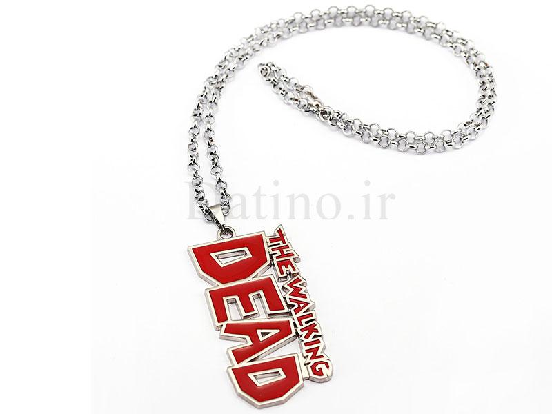 عکس گردنبند Walking Dead واکینگ دد-Toxic.N.141 - مدل گردنبند Walking Dead واکینگ دد-Toxic.N.141