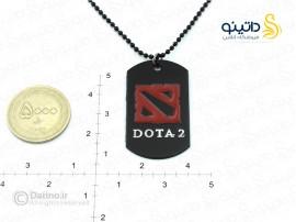 گردنبند نماد دوتا-toxic-n-161