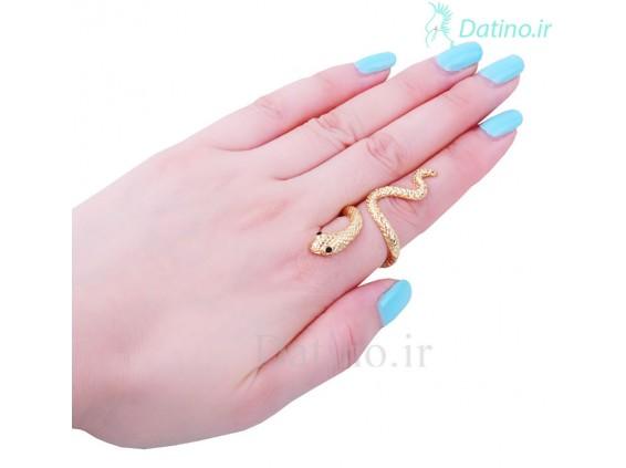 عکس انگشتر زنانه مار-Toxic.R.19 - انواع مدل انگشتر زنانه مار-Toxic.R.19