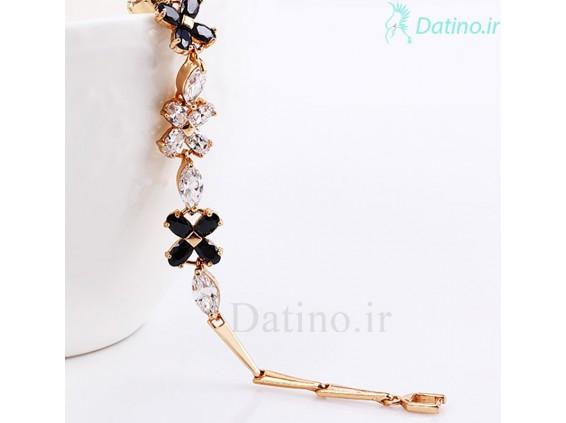 عکس دستبند زنانه ژوپینگ ربیکا-Xuping.B.1 - مدل دستبند زنانه ژوپینگ ربیکا-Xuping.B.1