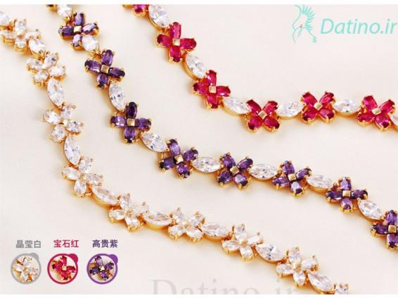 عکس دستبند زنانه ژوپینگ رومیکا-Xuping.B.2 - انواع مدل دستبند زنانه ژوپینگ رومیکا-Xuping.B.2