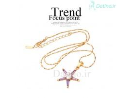 گردنبند زنانه ژوپینگ ستاره دریایی گریسلدا-Xuping.N.10