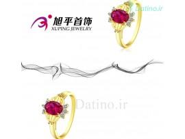 انگشتر زنانه ژوپینگ مانجو-Xuping.R.2