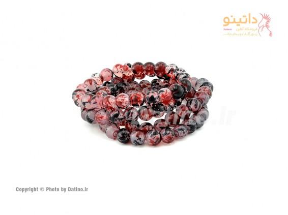 عکس دستبند زنانه طرح سنگ شجر-zarrin-b-10 - انواع مدل دستبند زنانه طرح سنگ شجر-zarrin-b-10