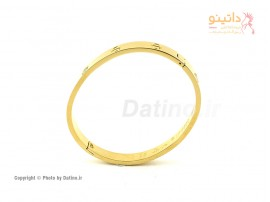 دستبند زنانه استیل کارتیر لاو-zarrin-b-30