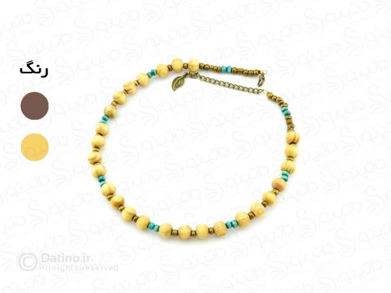 عکس دستبند زنانه چوبی سوندرا-zarrin-b-40 - انواع مدل دستبند زنانه چوبی سوندرا-zarrin-b-40