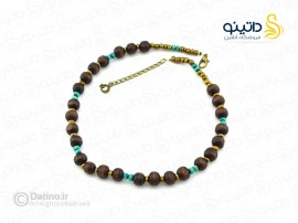 دستبند زنانه چوبی سوندرا-zarrin-b-40