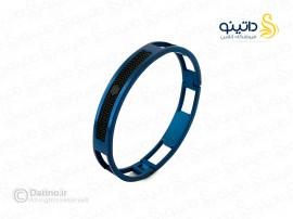 دستبند مردانه استیل مونت بلانک-zarrin-b-48