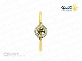 دستبند زنانه استیل درخت پاییز zarrin-b-63