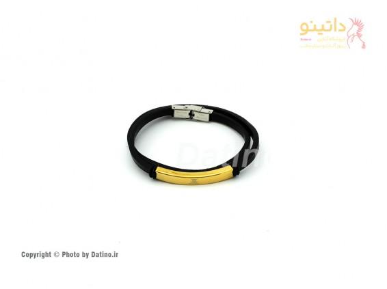 عکس دستبند مردانه چنل-Zarrin-B-8 - انواع مدل دستبند مردانه چنل-Zarrin-B-8