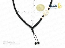 گردنبند تسبیح اونیکس هیچ-Zarrin.N.82