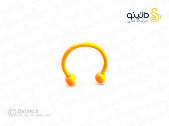 عکس پیرسینگ بینی و گوش رنگی ساده zarrin-p-40 - انواع مدل پیرسینگ بینی و گوش رنگی ساده zarrin-p-40