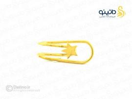 پیرسینگ گوش طرح ستاره zarrin-p-60
