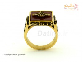 انگشتر مردانه فروهر پارسی-Zarrin.R.13