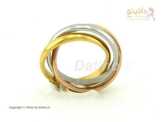 عکس حلقه سه تایی بلاتریکس-Zarrin.R.17 - انواع مدل حلقه سه تایی بلاتریکس-Zarrin.R.17