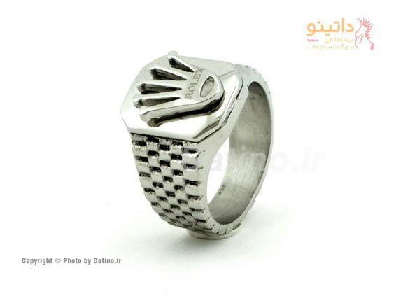 عکس انگشتر مردانه لوکس رولکس-Zarrin.R.2 - انواع مدل انگشتر مردانه لوکس رولکس-Zarrin.R.2