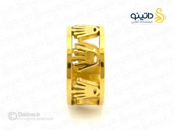 عکس انگشتر زنانه تاج پرنسس رولکس-zarrin-r-42 - انواع مدل انگشتر زنانه تاج پرنسس رولکس-zarrin-r-42