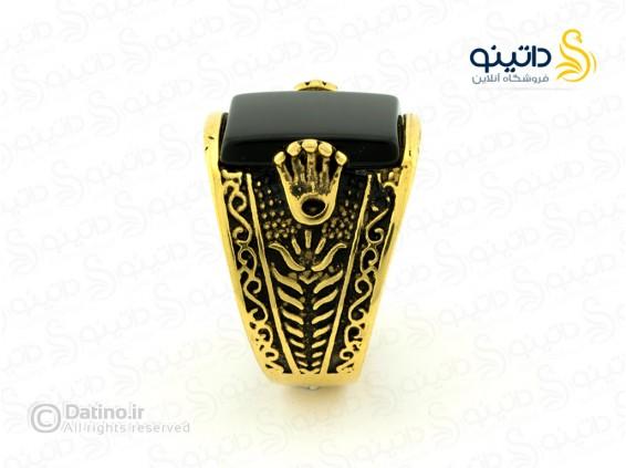عکس انگشتر مردانه رولکس آرتان zarrin-r-49 - انواع مدل انگشتر مردانه رولکس آرتان zarrin-r-49