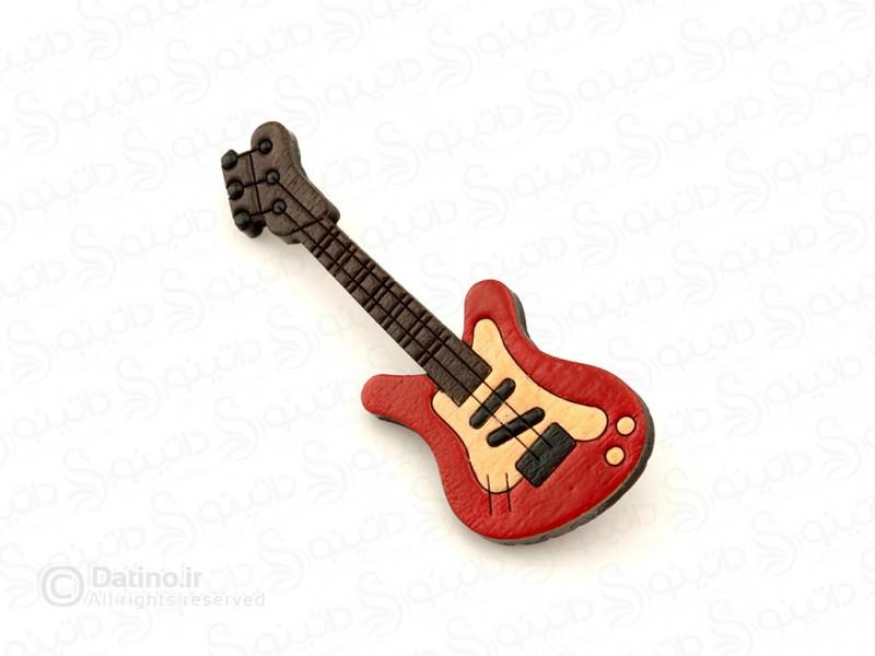 عکس پیکسل چوبی گیتار الکتریک-Zarrin-pin-1 - انواع مدل پیکسل چوبی گیتار الکتریک-Zarrin-pin-1