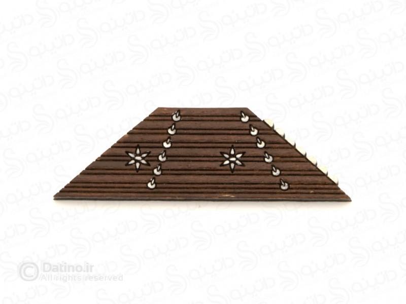 عکس پیکسل چوبی طرح سنتور Zarrin-pin-13 - انواع مدل پیکسل چوبی طرح سنتور Zarrin-pin-13