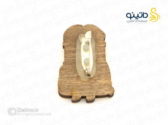 عکس پیکسل چوبی مینیون Zarrin-pin-19 - انواع مدل پیکسل چوبی مینیون Zarrin-pin-19