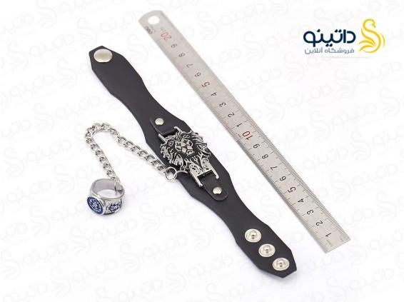 عکس دستبند وارکرافت نماد اتحاد fan-b-38 - انواع مدل دستبند وارکرافت نماد اتحاد fan-b-38