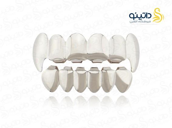 عکس روکش طلای دندان هلادیو hiphop-tooth-13 - انواع مدل روکش طلای دندان هلادیو hiphop-tooth-13