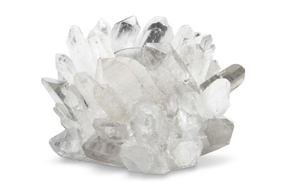 کریستال سنگ   Rock-Crystal