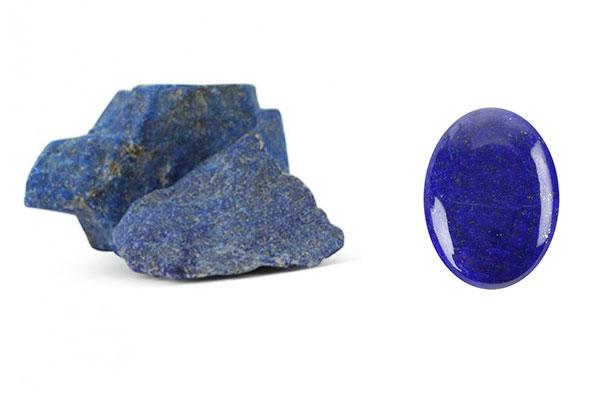 لاپیس لازولی (لاجورد) ( Lapis-Lazuli )